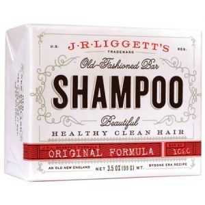 Shampo-tvål